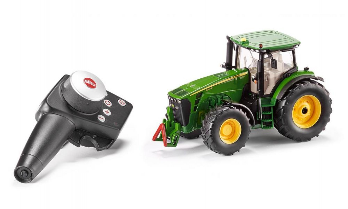 sikucontrol 32 john deere 8345r rc tractor 6881 bentoys. Black Bedroom Furniture Sets. Home Design Ideas