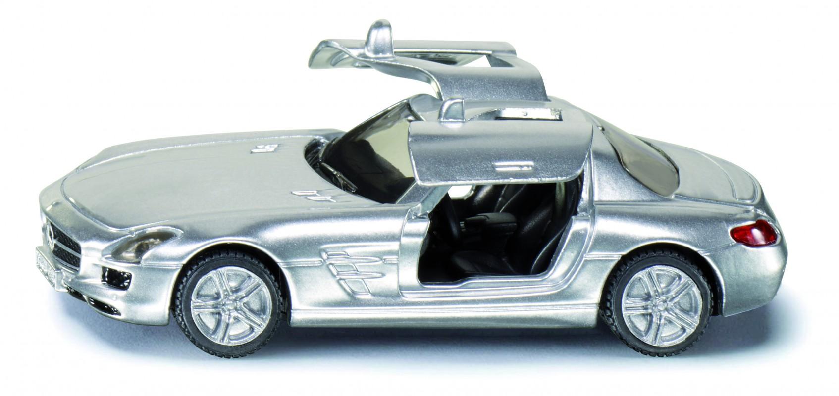Sikusuper Mercedes Benz Sls Amg Coupe Sportauto 1445 Bentoys