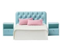 Slaapkamerset met kussens  1