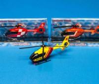Reddingshelicopter rood 1