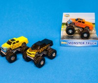 Oranje Rally Monster Truck 4x4 1