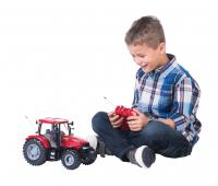 Bestuurbare Case IH 140 tractor 2