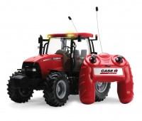 Bestuurbare Case IH 140 tractor 1