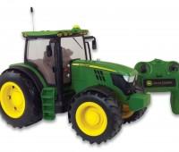 Bestuurbare John Deere 6190R Tractor 1
