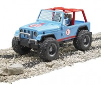 Jeep Cross Country Racer (team blue) 2