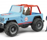Jeep Cross Country Racer (team blue) 1