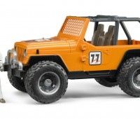Jeep Cross Country Racer (team orange) 1