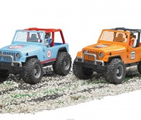 Jeep Cross Country Racer (team orange) 2