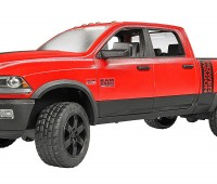 Dodge RAM 2500 Power Wagon 1