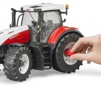 Steyr 6300 Terrus CVT tractor 2