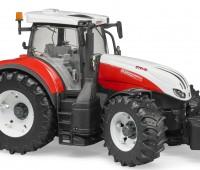 Steyr 6300 Terrus CVT tractor 1