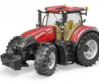 Case IH Optum 300 CVX tractor 1