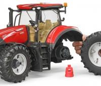 Case IH Optum 300 CVX tractor 3