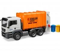 MAN TGS vuilniswagen 1