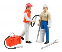 Ambulancebroeder en accessoires 1