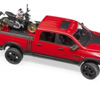 Dodge Power Wagon met Ducati motor 3
