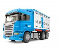 Scania R-serie veewagen met koe 1