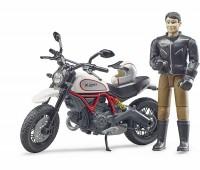 Ducati Scrambler Desert Sled motor 2