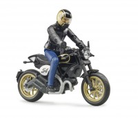 Ducati Scrambler Cafe Racer motor 1