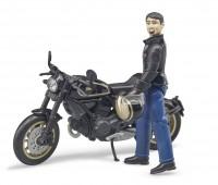 Ducati Scrambler Cafe Racer motor 2
