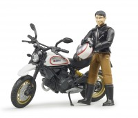 Ducati Scrambler Desert Sled motor 3