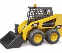 CAT minishovel compactlader 1