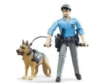 Agent met politiehond 1