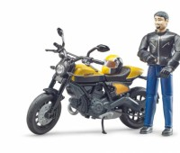 Scrambler Ducati Full Throttle motor 1