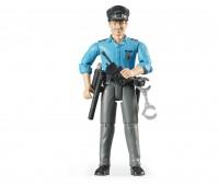Politieagent met uitrusting 1