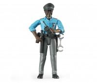 Agent met politieuitrusting 1