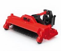 Veegmachine voor tractoren 1