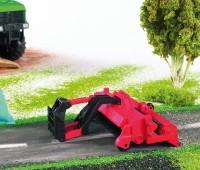 Veegmachine voor tractoren 2