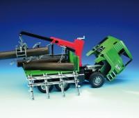 MAN vrachtwagen voor houttransport 3