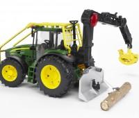 John Deere 7930 Bosbouwtractor 1