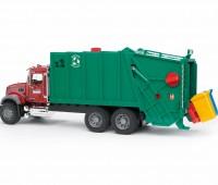 MACK Granite vuilniswagen 1