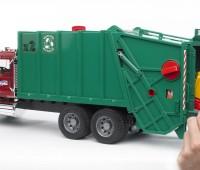 MACK Granite vuilniswagen 2