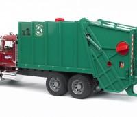 MACK Granite vuilniswagen 3