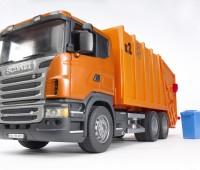 Scania vuilniswagen 2