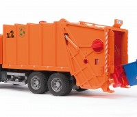 Scania vuilniswagen 1