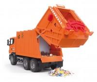 Scania vuilniswagen 3