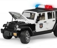 Jeep Politieauto met politieagent 3