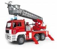MAN brandweer ladderwagen 1