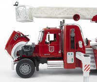 MACK Granite Brandweerauto 2