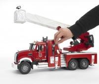 MACK Granite Brandweerauto 3