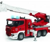 Brandweerauto Scania R-serie 1