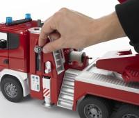 Brandweerauto Scania R-serie 3