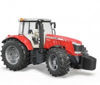 Massey Ferguson 7624 tractor 2