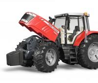 Massey Ferguson 7624 tractor 3