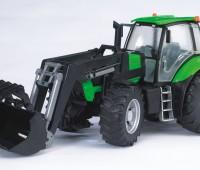 Deutz Agrotron X720 met voorlader 1