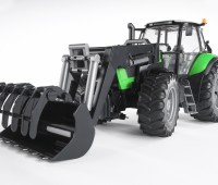 Deutz Agrotron X720 met voorlader 3
